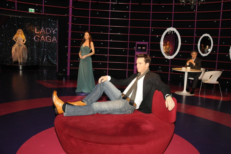 Madame Tussauds museum in Vienna