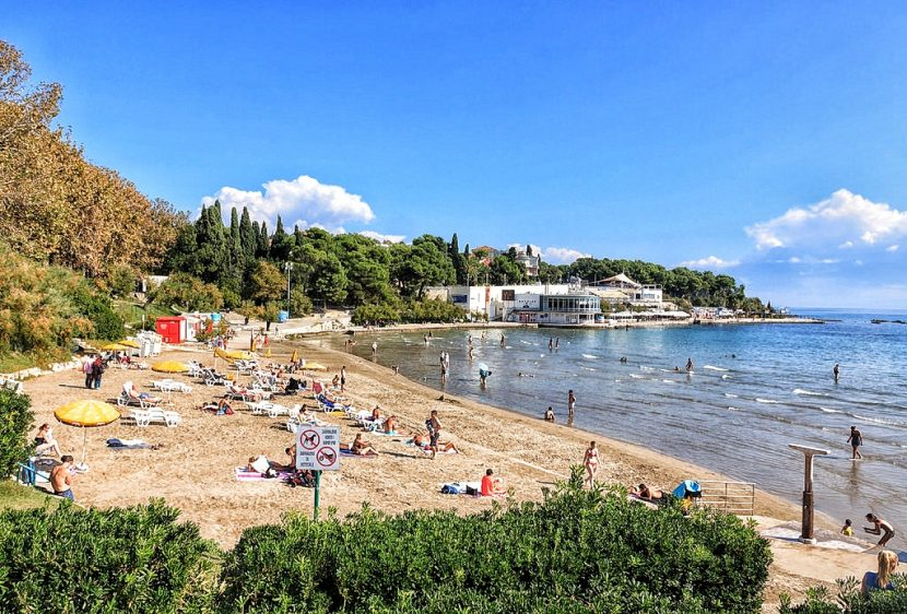 Things to Do in Split: Bačvice Beach