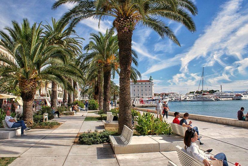 Top 10 Things to Do in Split: Riva in Split