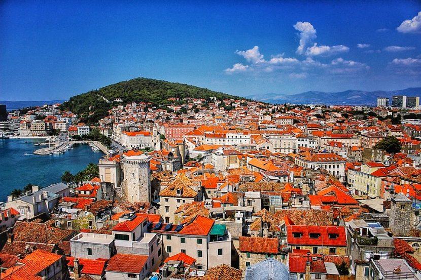 Top 10 Things to Do in Split: Climb Marjan hill