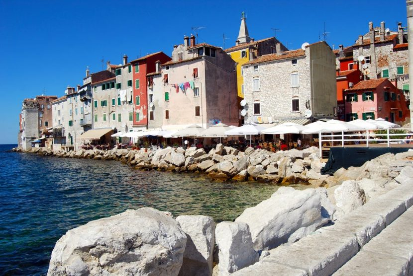 Wonderful Croatian coastal cities