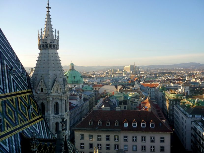 Stephansdom — the Pearl of Royal Austria, the views of Vienna