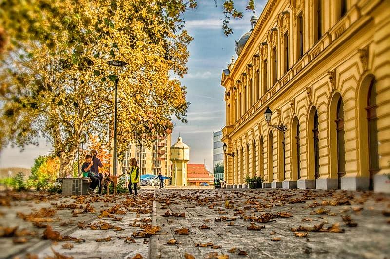 vukovar old town