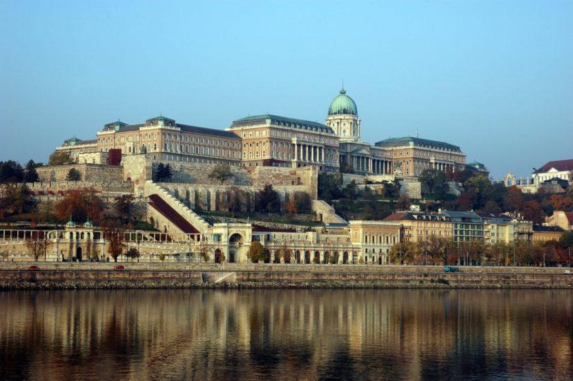 Budapest castel