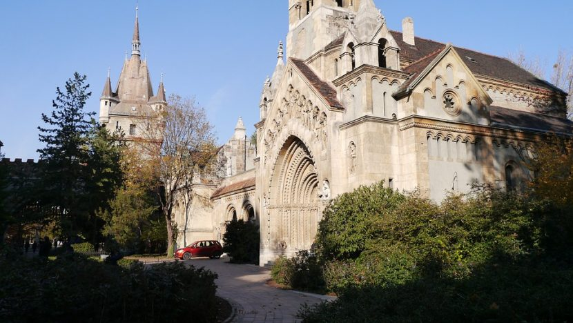 Top 10 Things to See in Budapest from the Perspective of Locals: Vajdahunyad Castle