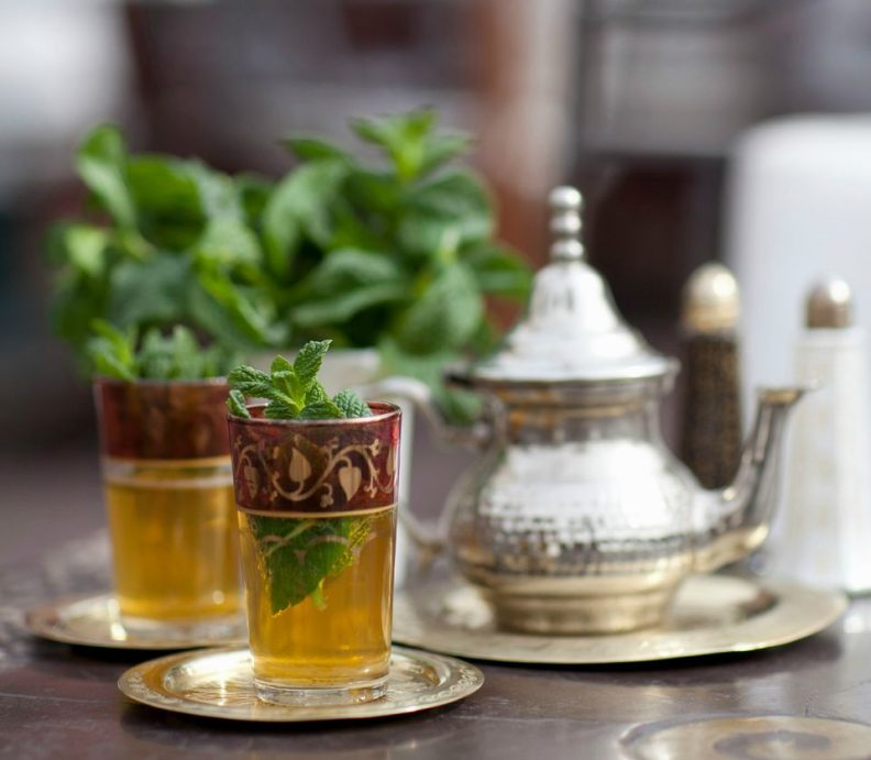 How to make moroccan tea