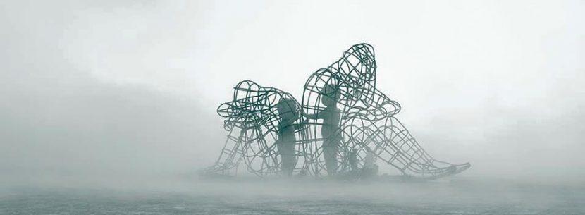 sculpture of love