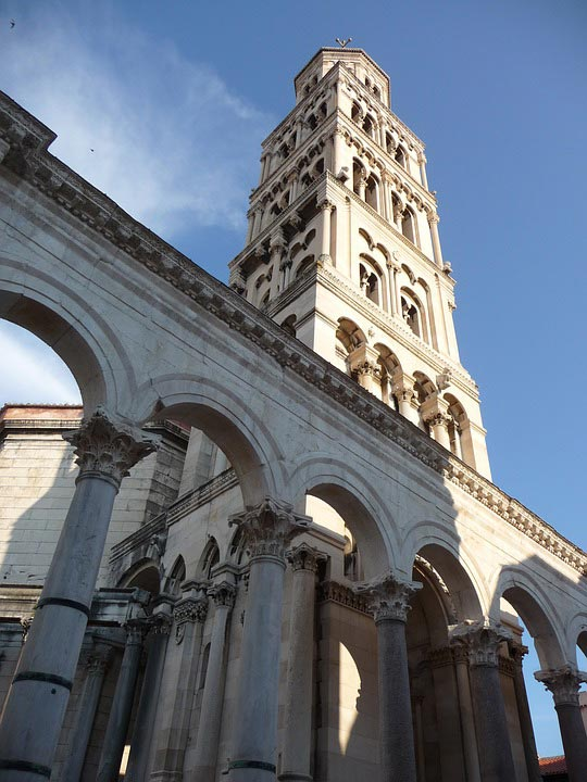 Things to Do in SPlit: Cathedral of St. Domnius