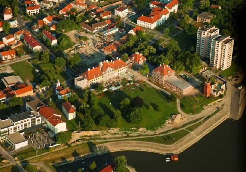 Vukovar from above
