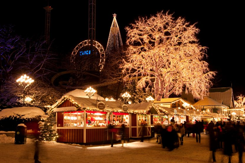 Gothenburg Christmas markets
