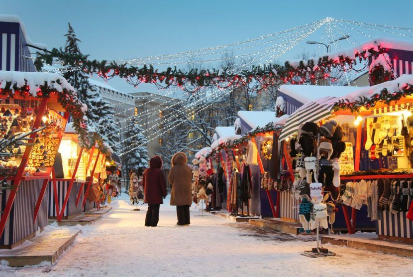 Ringa Latvia winter - best Christmas markets in Europe