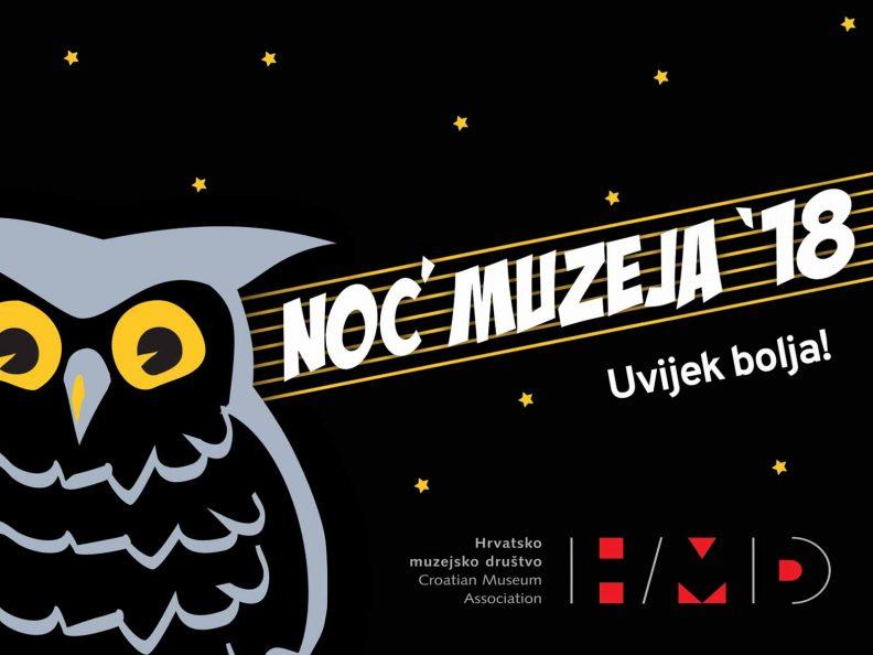 Noć muzeja Hrvatska