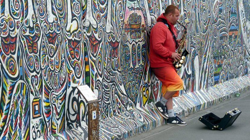 Berlin's art scene