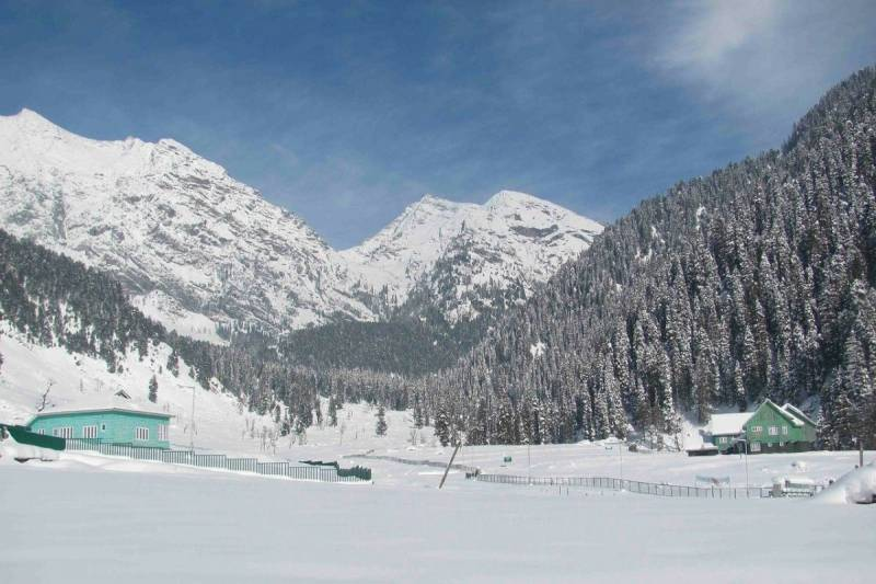 Places to Visit on Valentine's Day Kashmir