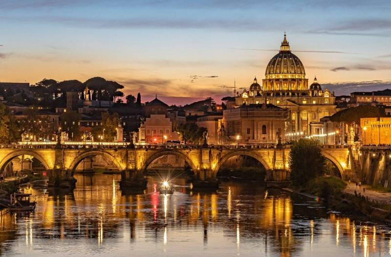 Places to Visit on Valentine's Day Rome