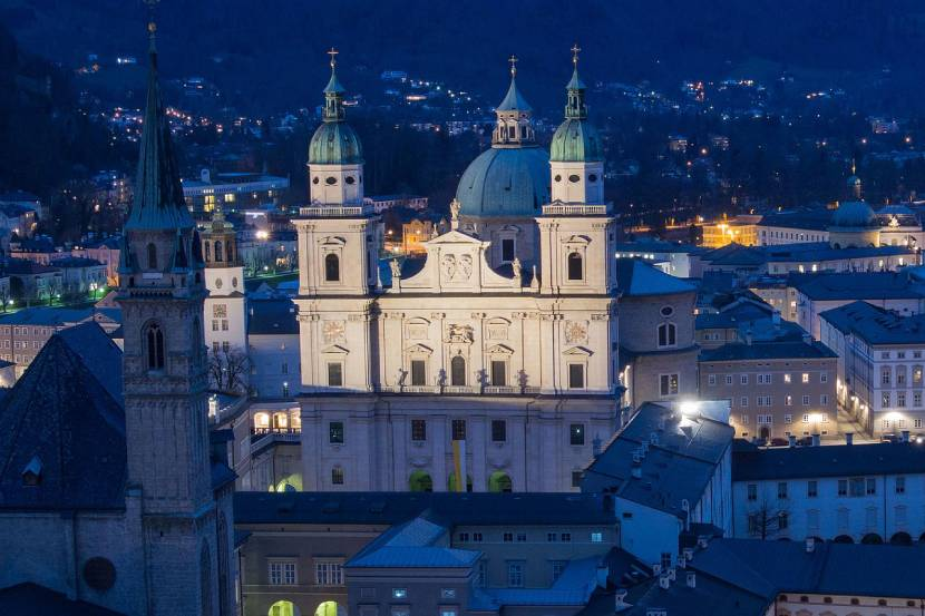Best Things to See in Salzburg — Cathedral