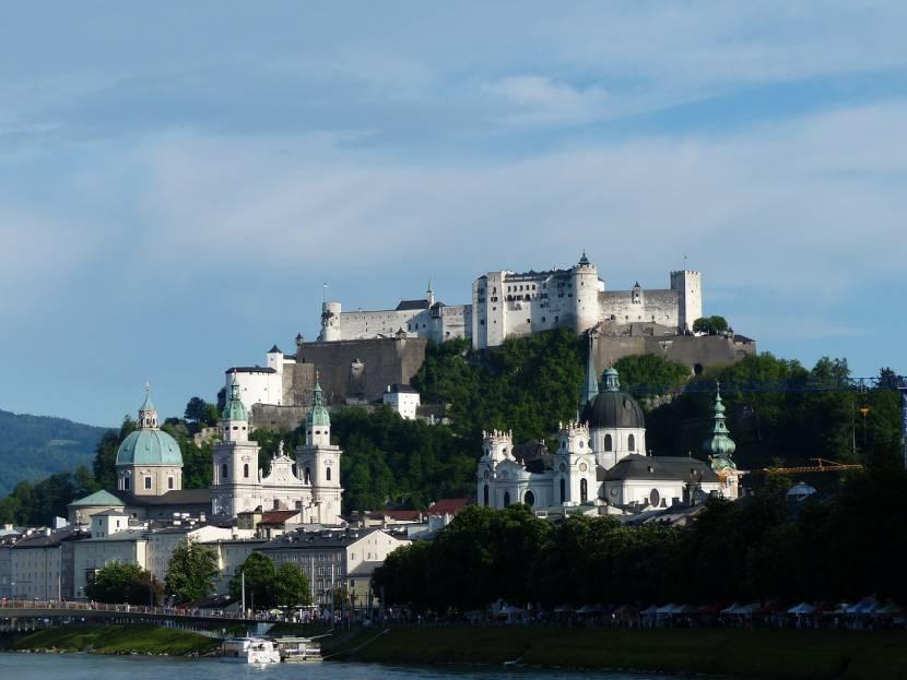 Best Things to See in Salzburg — Hohensalzburg