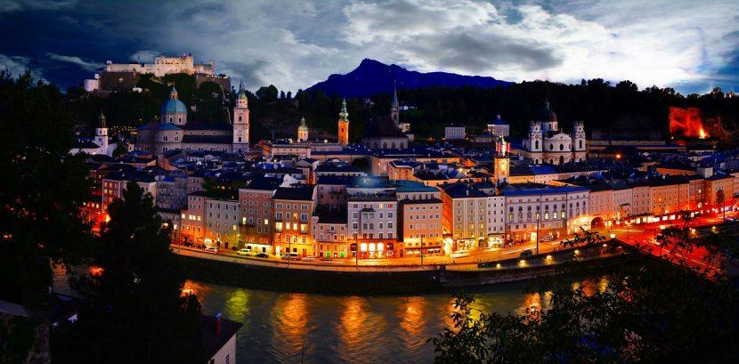 Kapuzinerberg - things to see in Salzburg