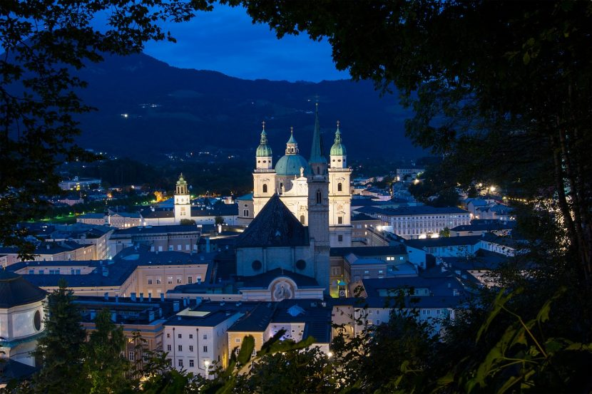 The Salzburg Dom