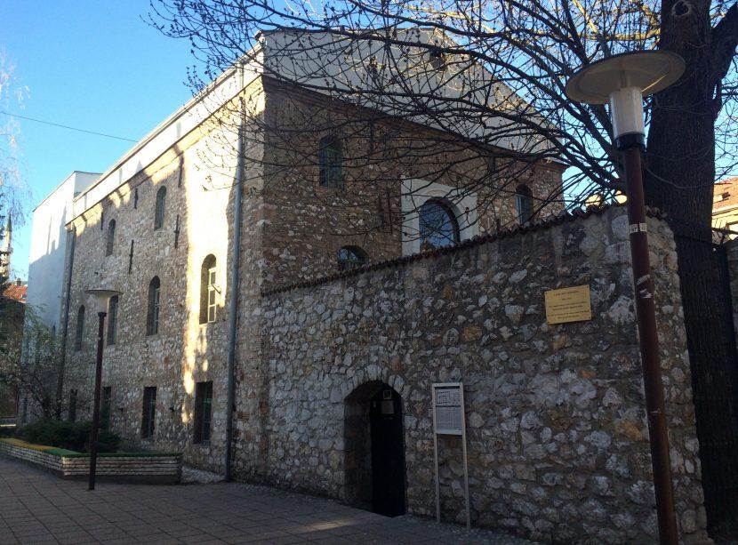 Jewish quarter Sarajevo