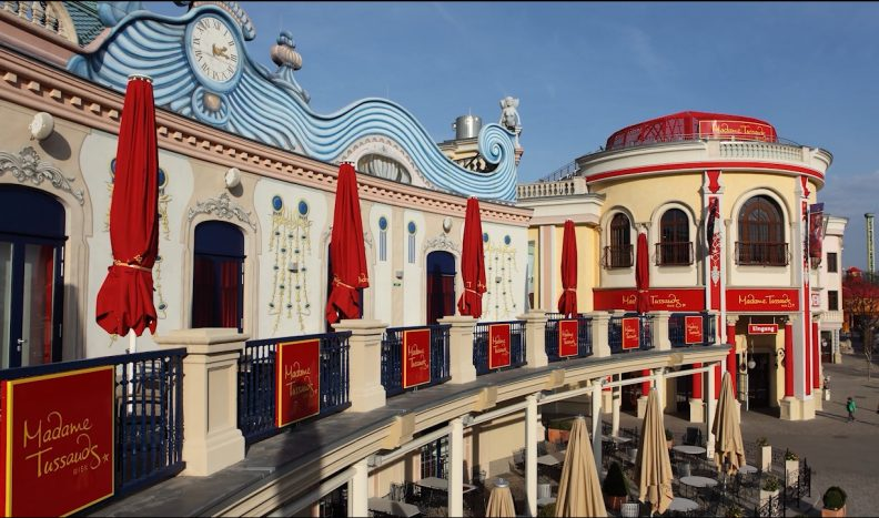 Madame Tussauds Museum in Vienna