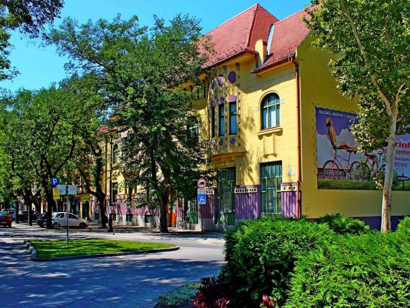 Subotica City Tour - Miksa Domotor House