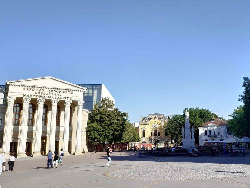 Subotica City Tour - City Square