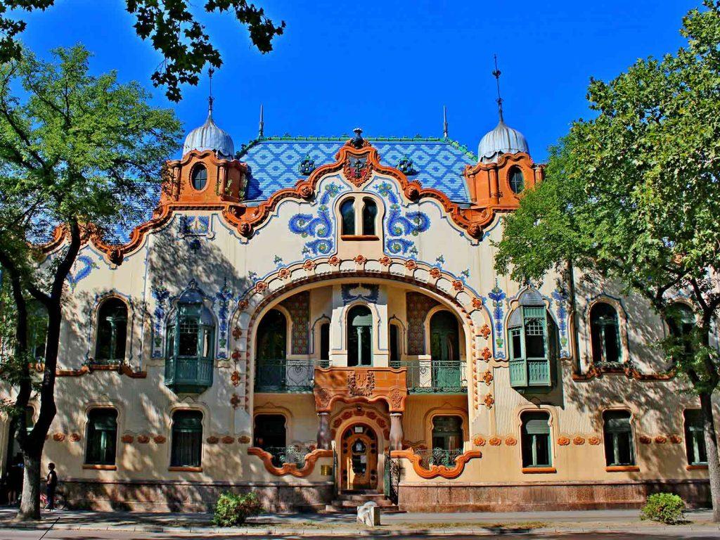 Subotica City Tour- Raichle Palace