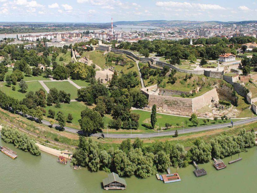 Top 5 Most Picturesque Spots on Belgrade Fortress - Belgrade Fortress Kalemegdan