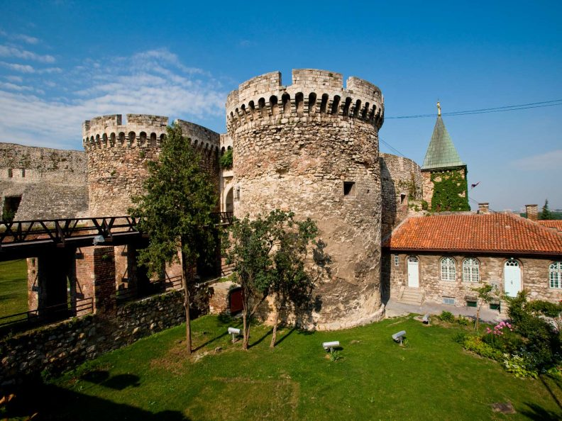 Belgrade Fortress Zindan Gate