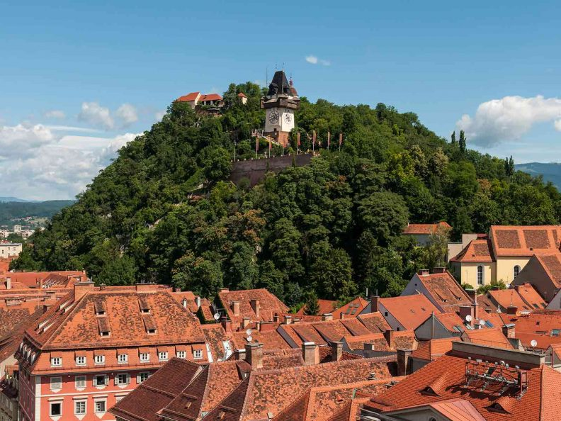 Fall in love with Graz