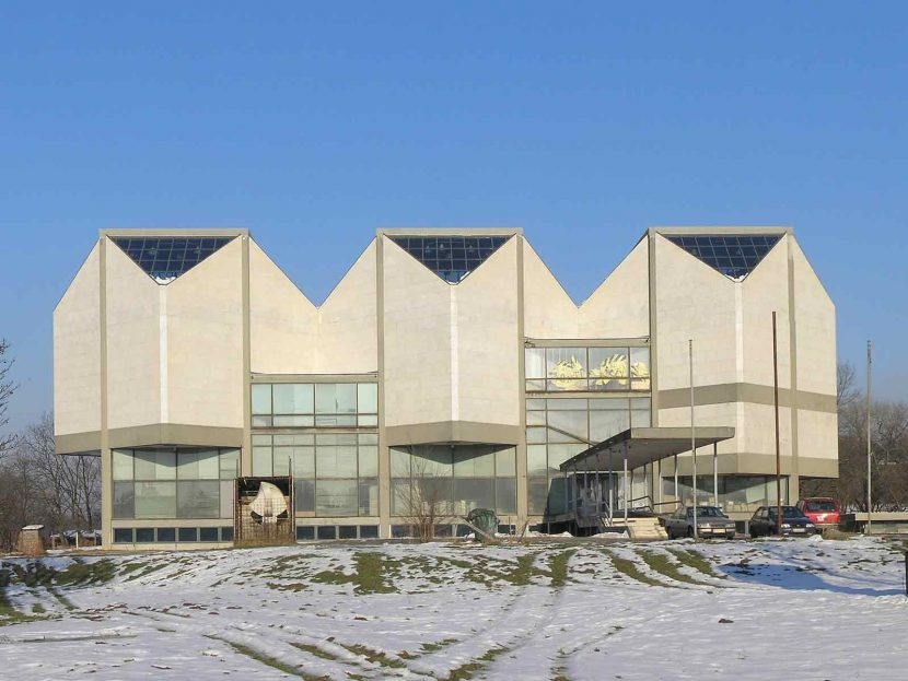 Explore Belgrade Museum Of Contemporary Art