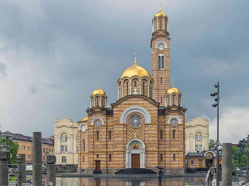 Banja Luka Guide for First-Time Visitors Temple of Christ the Saviour