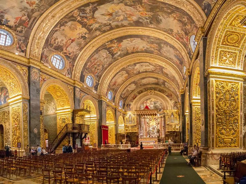Valletta – the tiny but mighty capital of Malta St John's Co-Cathedral