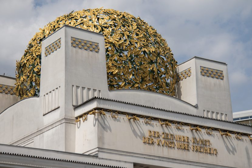4 Digital Exhibitions and Museum Tours to Enjoy from Home: Secession Vienna
