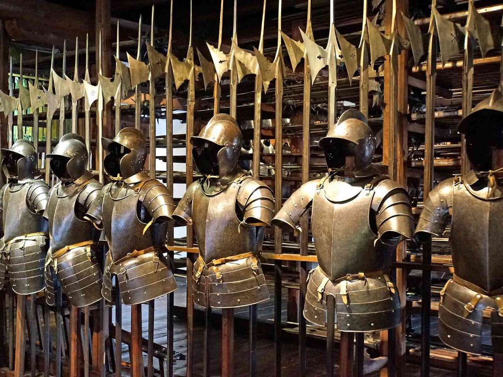 Experience Culture in Graz: Styrian Armory