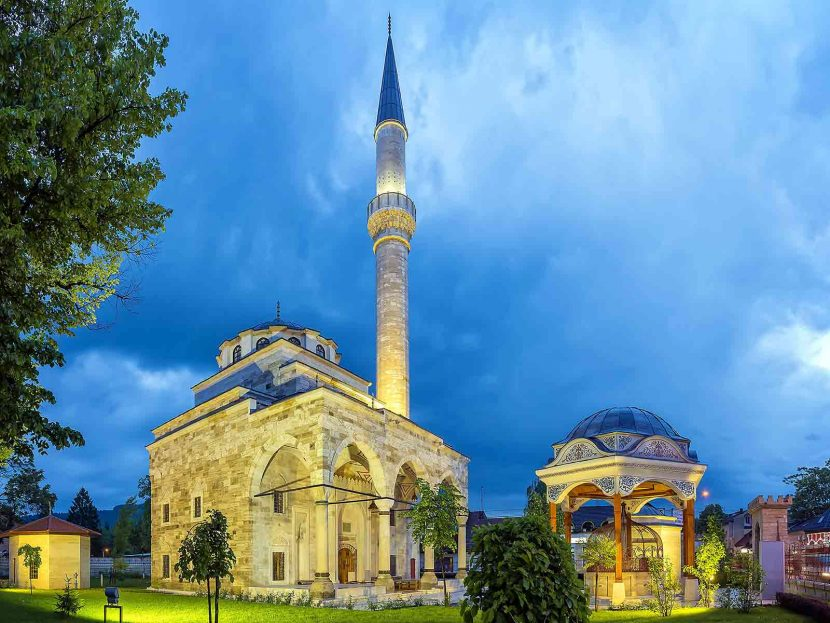 Banja Luka Guide for First-Time Visitors Ferhadija Mosque