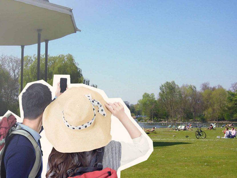 top 10 London selfie spots Regent's Park