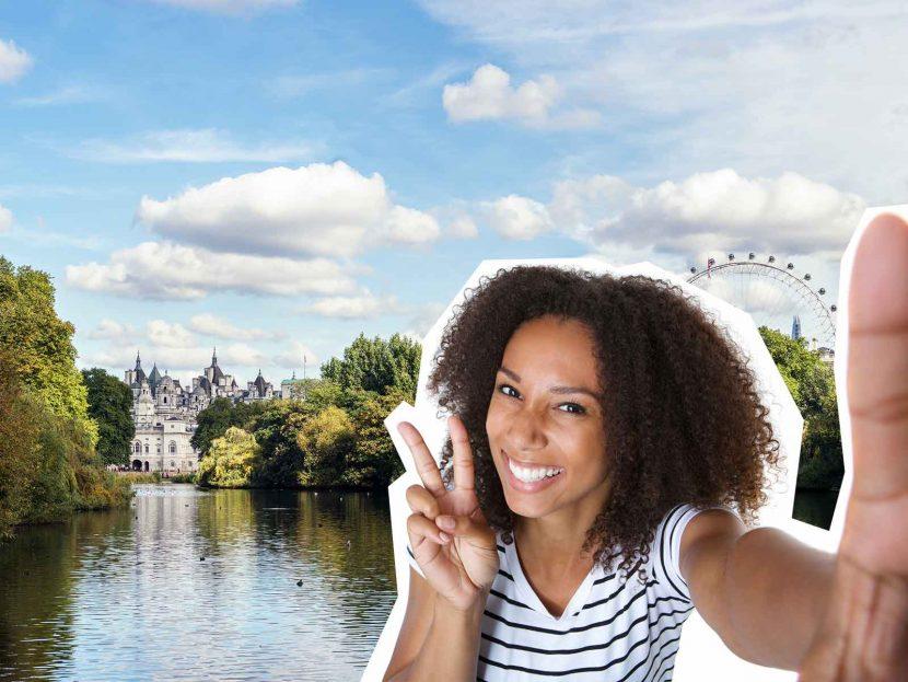 top 10 London selfie spots St James's Park