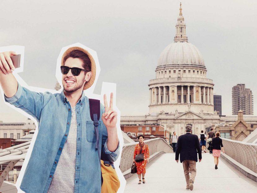 St Paul's Cathedral top 10 London selfie spots