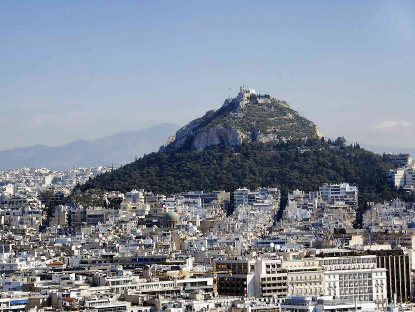 10 amazing places to enjoy in Athens Lycabettus Hill