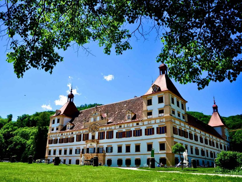 Fall in love with Graz Eggenberg Palace