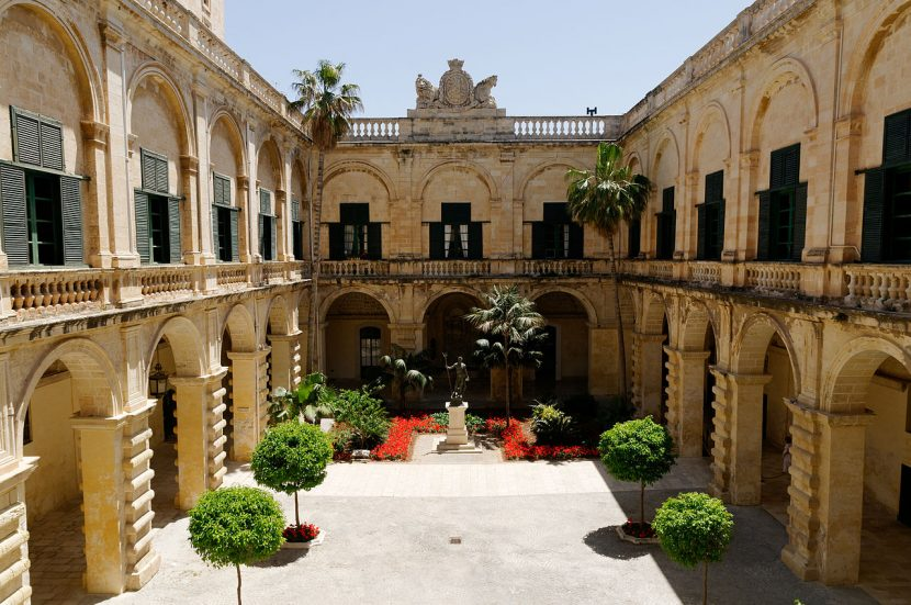 Valletta – the tiny but mighty capital of Malta Palace of Grand Masters