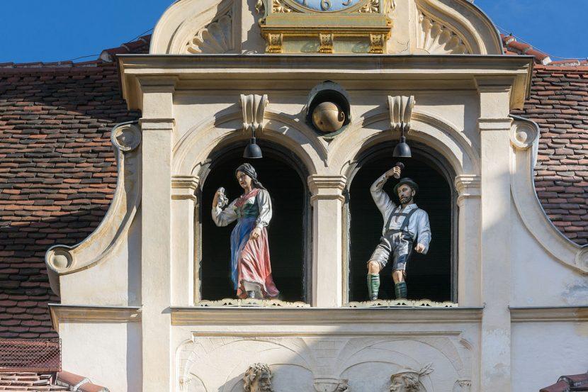 Fall in love with Graz Carillon