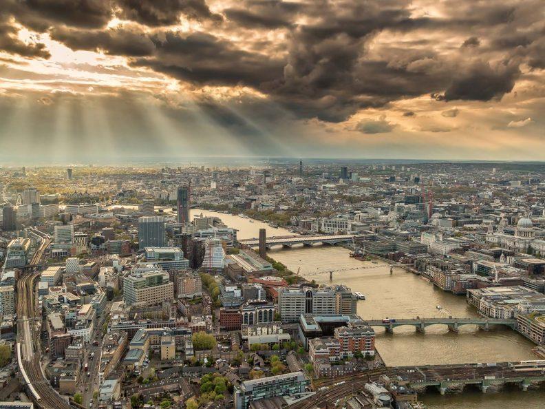 Top 10 London Selfie Spots