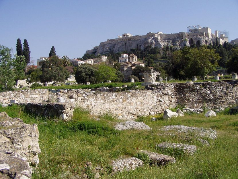 10 amazing places to enjoy in Athens Ancient Agora