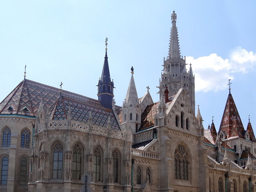 Top Things to Do in Budapest - Castle District