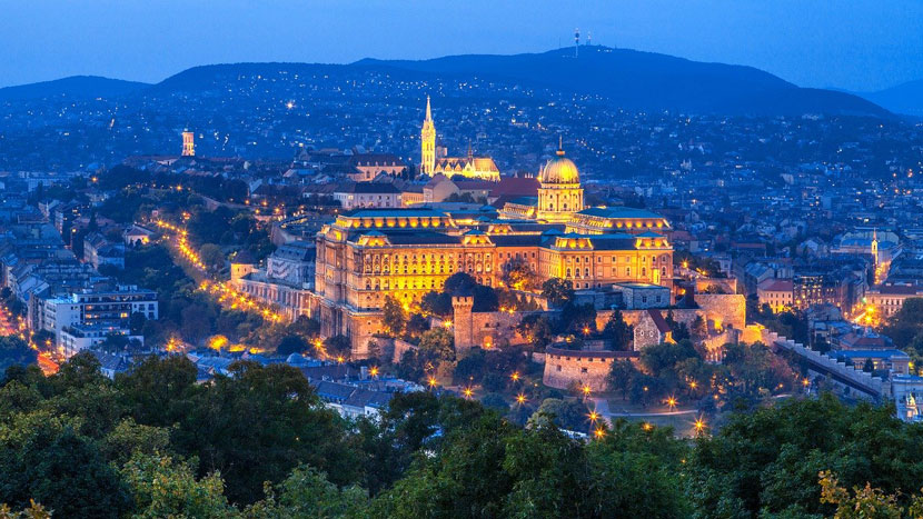 Top Things to Do in Budapest - The View of the Castle District