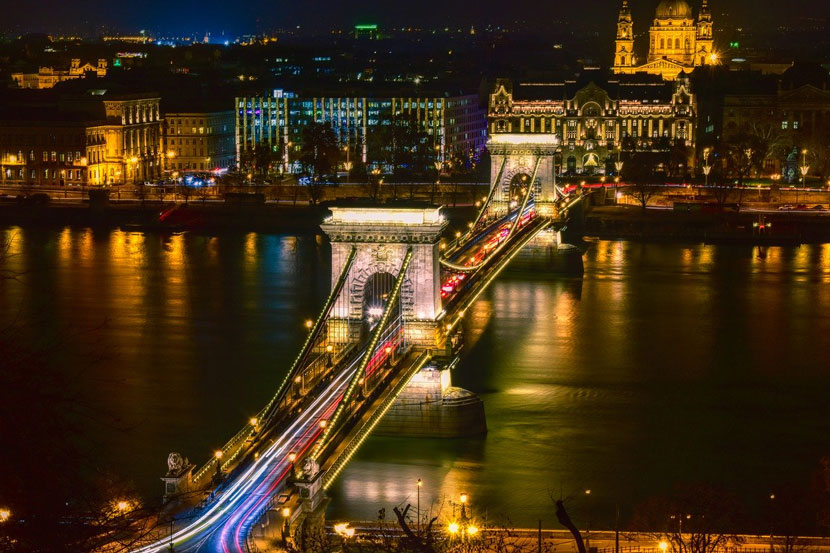 Top Things to Do in Budapest - Chain Bridge