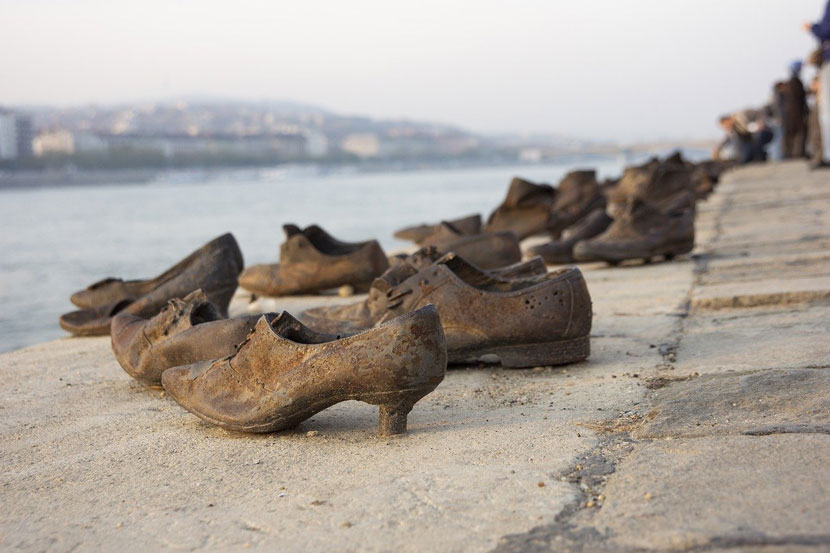 Top Things to Do in Budapest - The Shoes Along the Danube Promenade